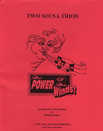 Two Sousa Trios (Liberty Bell and Washington Post)