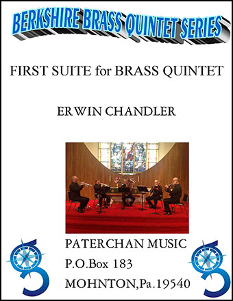 First Suite for Brass Quintet