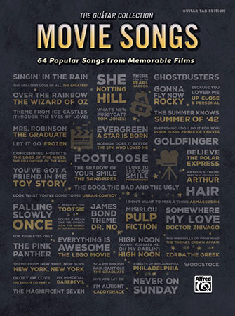 The Guitar Collection: Movie Songs