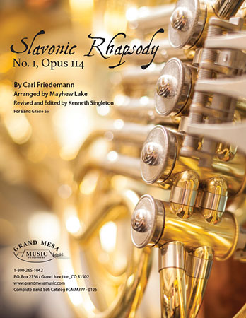 Slavonic Rhapsody #1