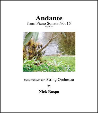 Andante from Sonata 15