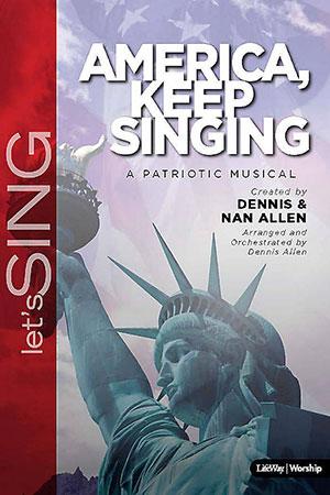 America, Keep Singing Cover