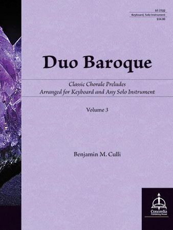 Duo Baroque, Vol. 3