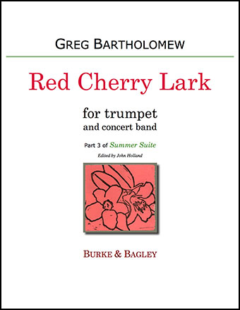 Red Cherry Lark