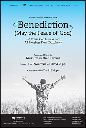 Benediction with Praise God from Whom All Blessings Flow