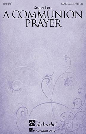 A Communion Prayer