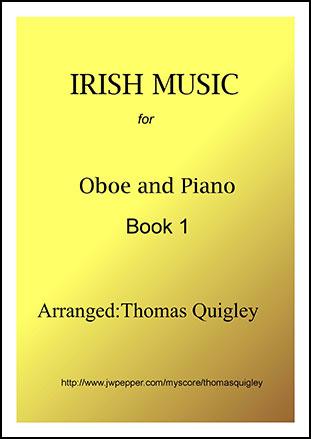 Irish Music (Oboe and Piano Book 1)