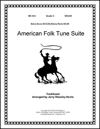 American Folk Tune Suite