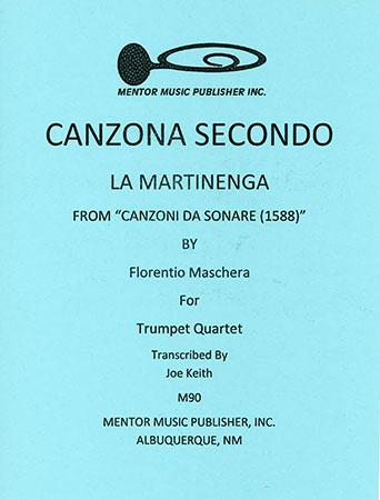 Canzona Secondo (La Martinenga)