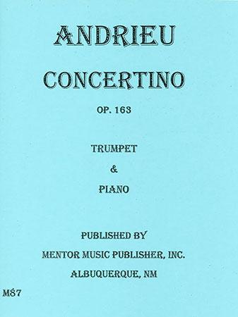 Concertino, Op. 163