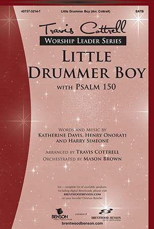 Little Drummer Boy with Psalm 150