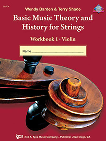 Basic Music Theory and History for Strings