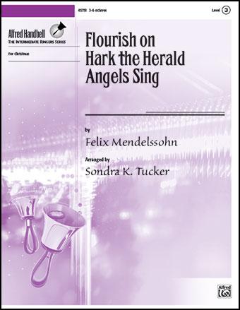Flourish on Hark! The Herald Angels Sing