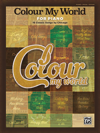 Colour My World by Chicago| J.W. Pepper Sheet Music