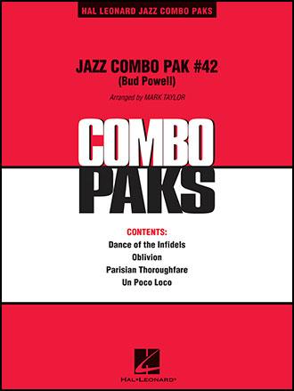 Jazz Combo Pak No. 42 (Bud Powell)
