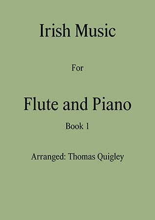 Irish Music (Flute and Piano Book 1)