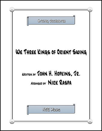 We Three Kings of Orient Swing Thumbnail