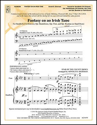 Fantasy on an Irish Tune