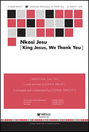 Nkosi Jesu Cover