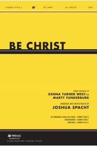Be Christ Cover