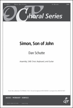 Simon, Son of John