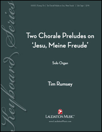 Two Chorale Preludes on