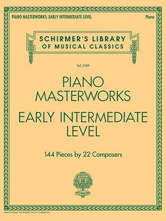 Piano Masterworks Vol. 2109