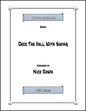 Deck The Hall With Swing Thumbnail