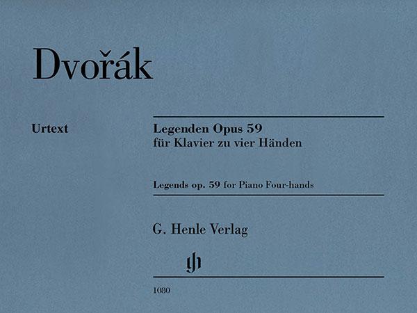 Legends, Op. 59