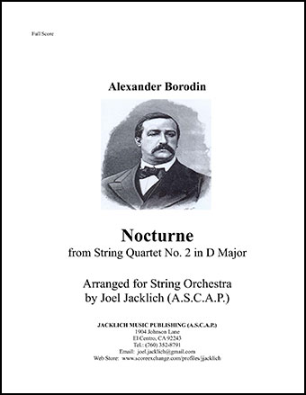Nocturne for String Orchestra