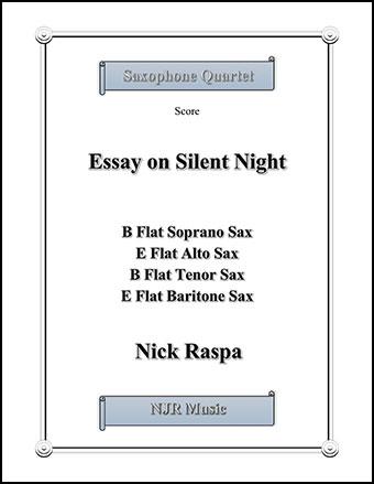 Essay on Silent Night