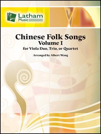 Chinese Folk Songs Vol. 1