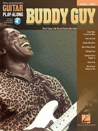 Guitar Play-Along, Vol. 183 Buddy Guy