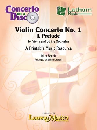 Violin Concerto #1 for Violin and String Orchestra,