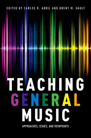 Teaching General Music classroom sheet music cover