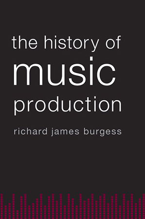 The History of Music Production Cover