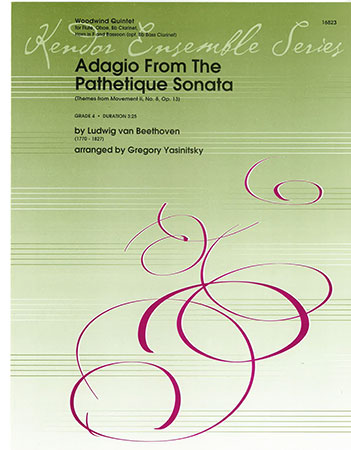 Adagio from The Pathetique Sonata