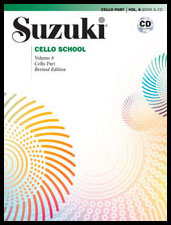 SUZUKI CELLO SCHOOL #8