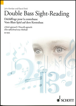 Double Bass Sight Reading (String Bass Metho | J W  Pepper