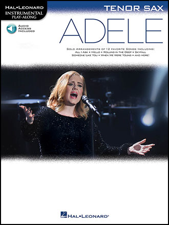 Adele Instrumental Play-Along Cover