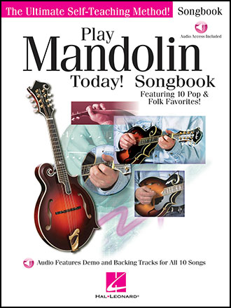 Play Mandolin Today! Songbook