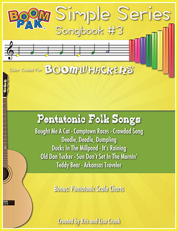 Simple Series Songbook No. 3