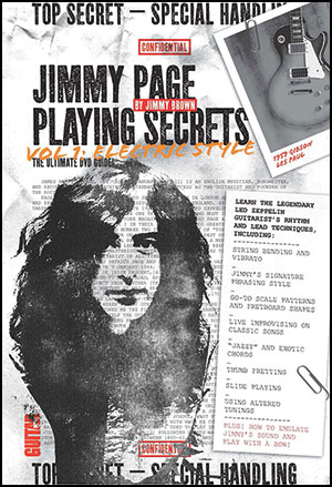 Jimmy Page Playing Secrets