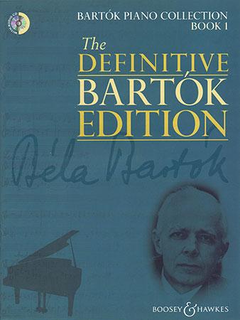 Bartok Piano Collection, Book 1