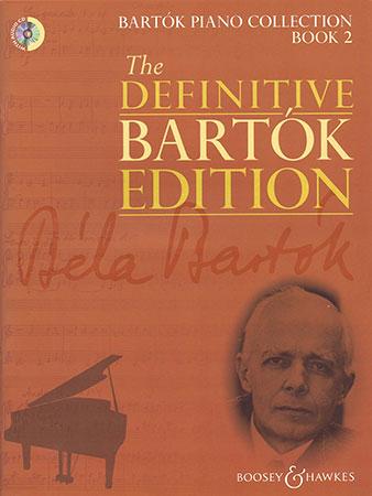 Bartok Piano Collection, Book 2