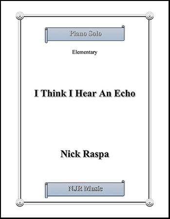 I Think I Hear An Echo