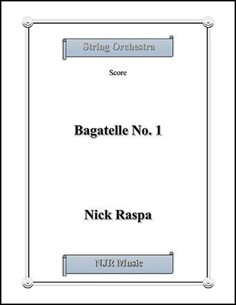 Bagatelle No. 1 Thumbnail