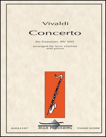 Bassoon Concerto RV.502
