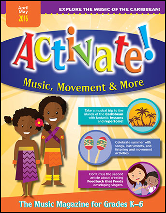 Activate! April 2016 May 2016