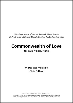 Commonwealth of Love